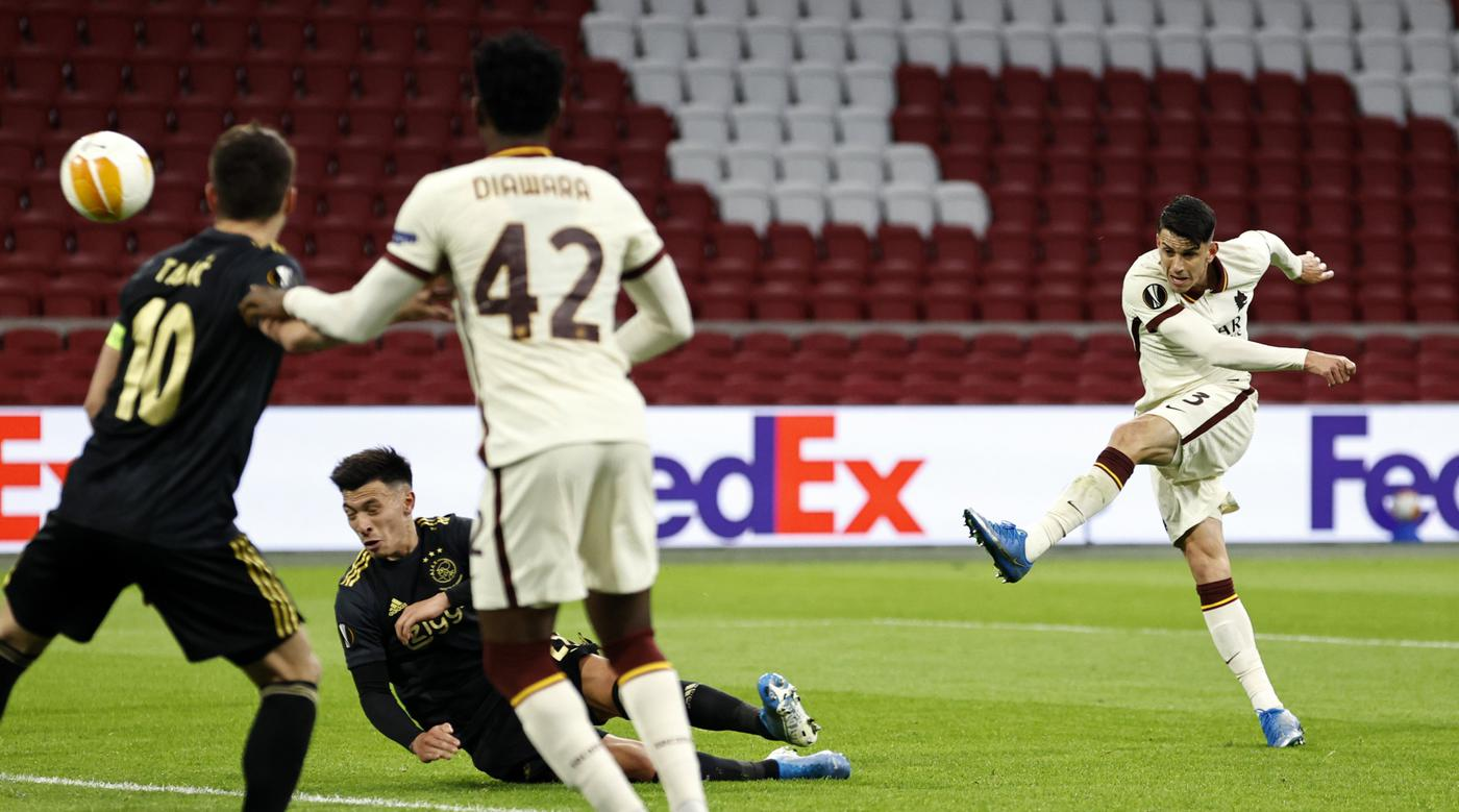 «Аякс» прервал мощную серию, «Арсенал» опять провалился: результаты четвертьфиналов Лиги Европы - фото