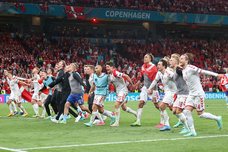 На Евро-2020 может быть неожиданный финалист! Анонсы матчей 1/8 финала - фото