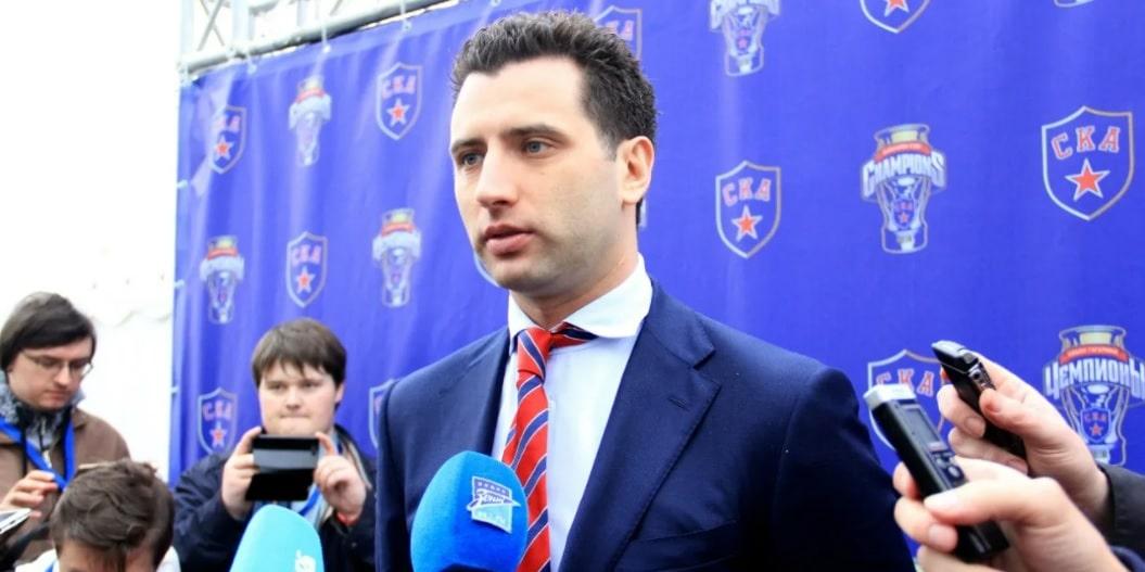 Роман Ротенберг – новый генеральный директор СКА - фото