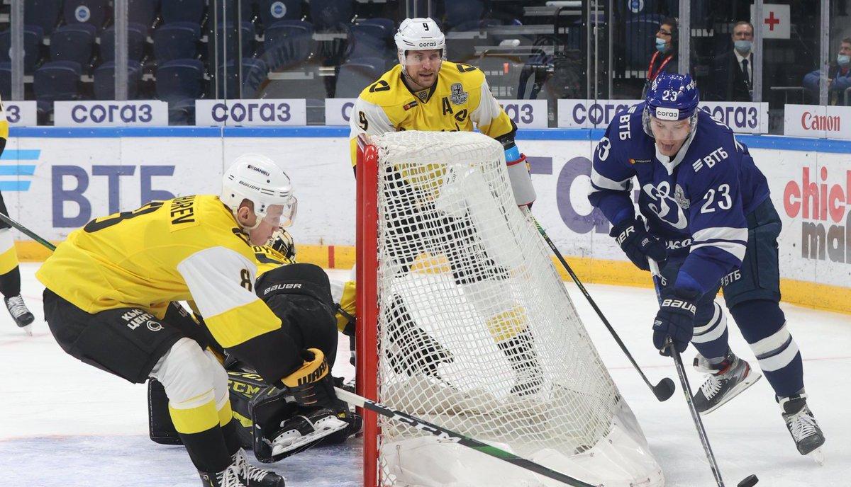 У «Северстали» первая победа в плей-офф с 2013-го года, СКА забросил шесть голов Минску - фото