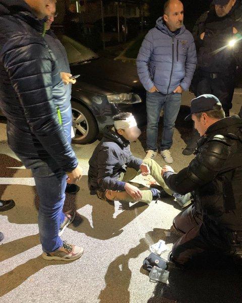 В российском посольстве Словении отреагировали на избиение российских болельщиков - фото