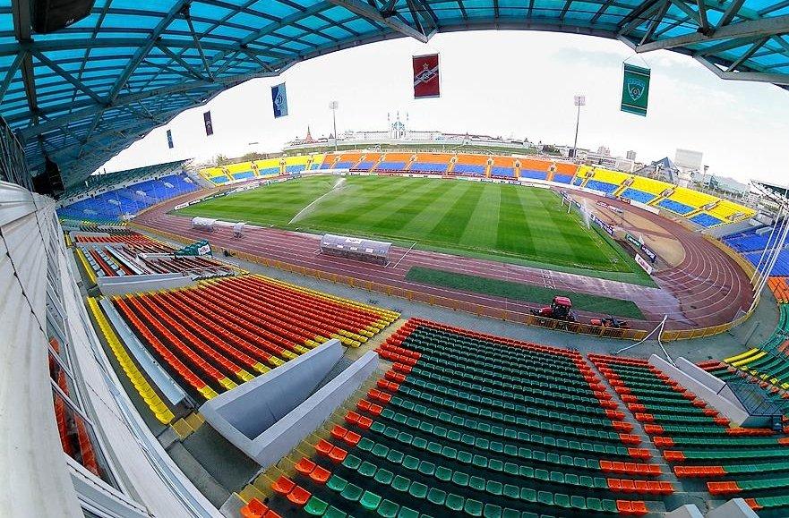 Матч сборной Беларуси в квалификации ЧМ-2022 может пройти в Казани  - фото