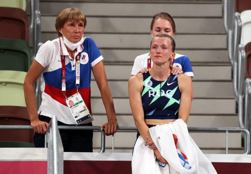 Сидорова – о серебре Олимпиады: Плакать пока хочется больше - фото