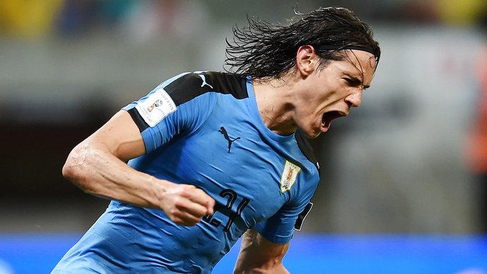 Дубль Кавани вывел сборную Уругвая в четвертьфинал - фото