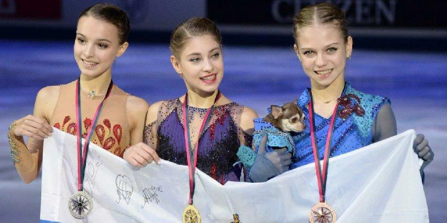 Щербакова прокомментировала возвращение Трусовой и Косторной к Тутберидзе - фото