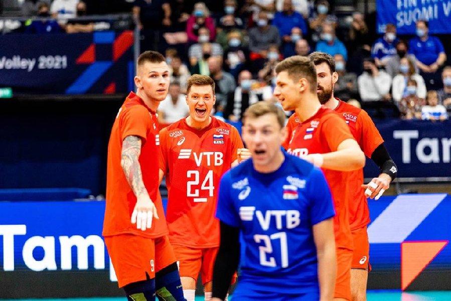 Сборная России обыграла Нидерланды на чемпионате Европы - фото
