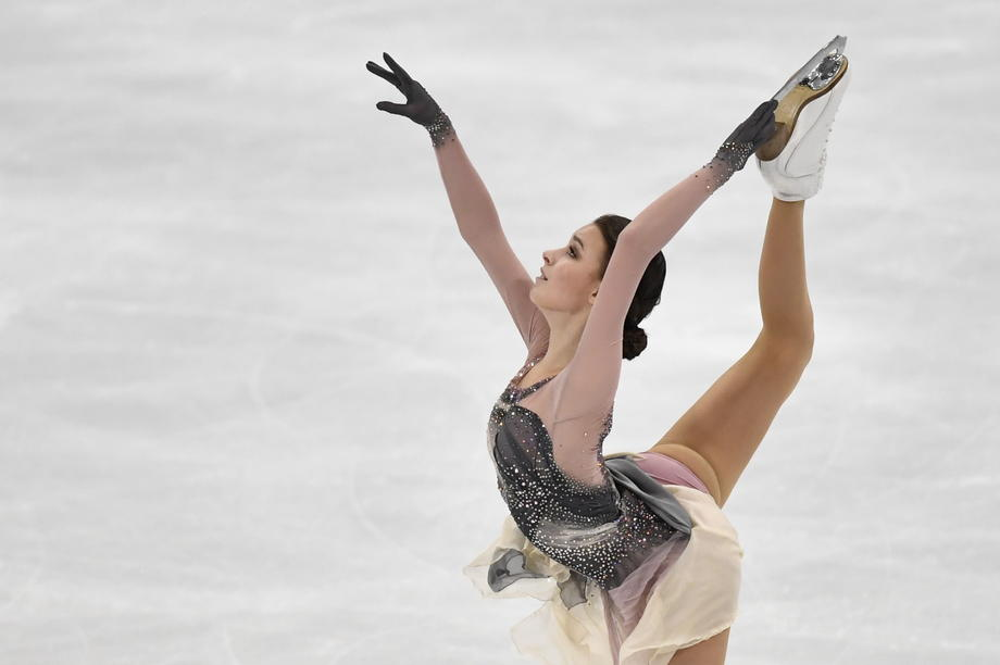 Щербакова рассказала, как получила травму - фото