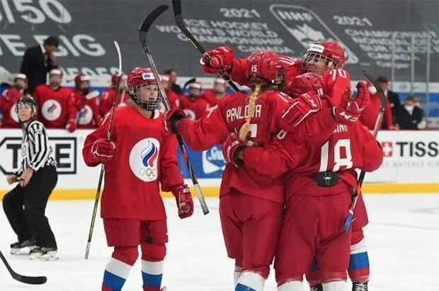 Женская сборная России по хоккею стартовала на чемпионате мира - фото