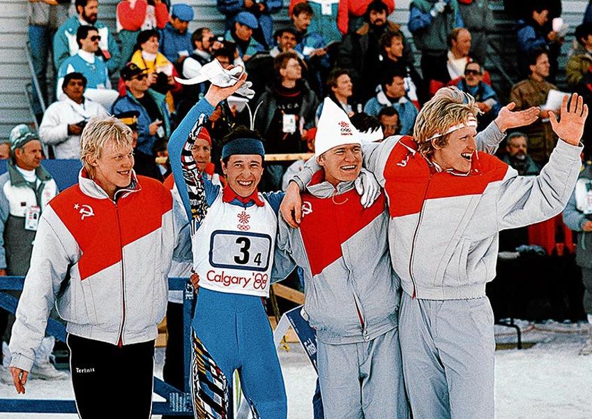 Перепутал лыжи, хотел бежать после аппендицита. Драмы олимпийского чемпиона Дмитрия Васильева на чемпионатах мира - фото