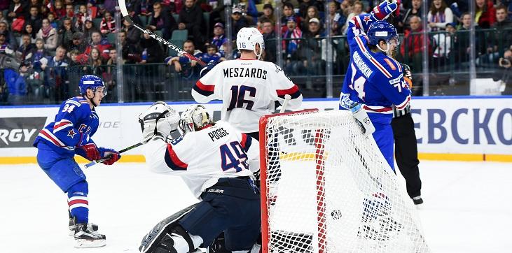 Двукратный олимпийский чемпион Евгений Зимин: У СКА нет игрового спада, команду слегка расслабил отрыв от конкурентов - фото