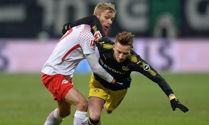 «Лейпциг» не может выграть в чемпионате четыре матча подряд перед встречей с «Зенитом» - фото