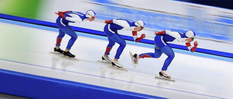 Сборная России стала второй в медальном зачёте ЧМ по конькобежному спорту - фото