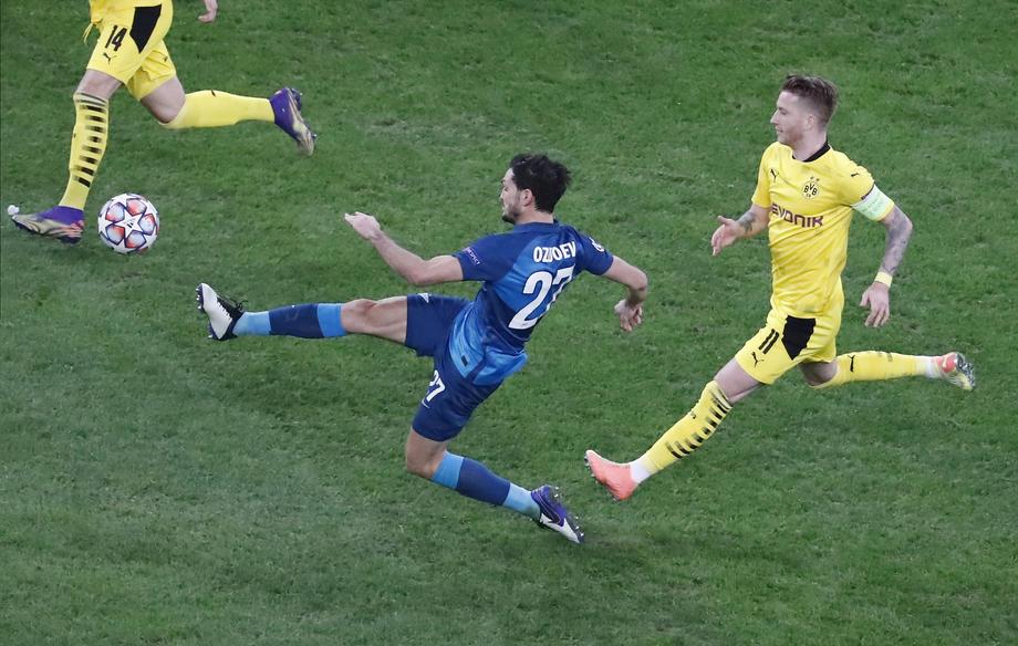 Оздоев верит, что «Зениту» по силам дойти четвертьфинала Лиги чемпионов  - фото