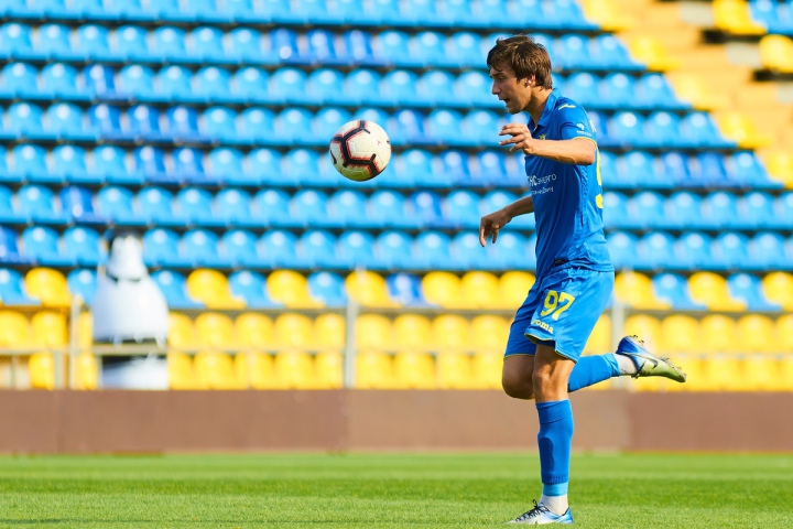 Сын Гочи Гогричиани станет тренером в программе «Футбол для дружбы» - фото