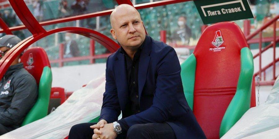 «Локомотив» не обсуждает с Николичем продления контрактов с игроками - фото