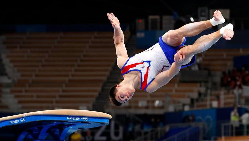 Нагорный выиграл бронзовую медаль в индивидуальном многоборье - фото