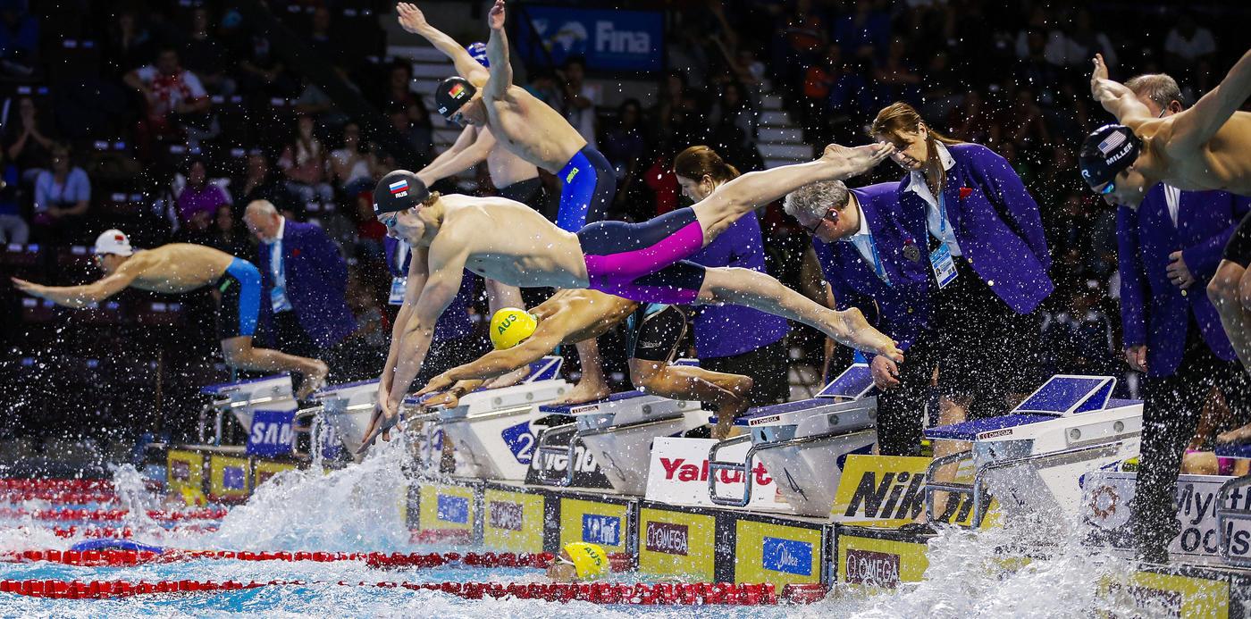Кирилл Пригода: Печень пловца должна быть в максимальной готовности! - фото