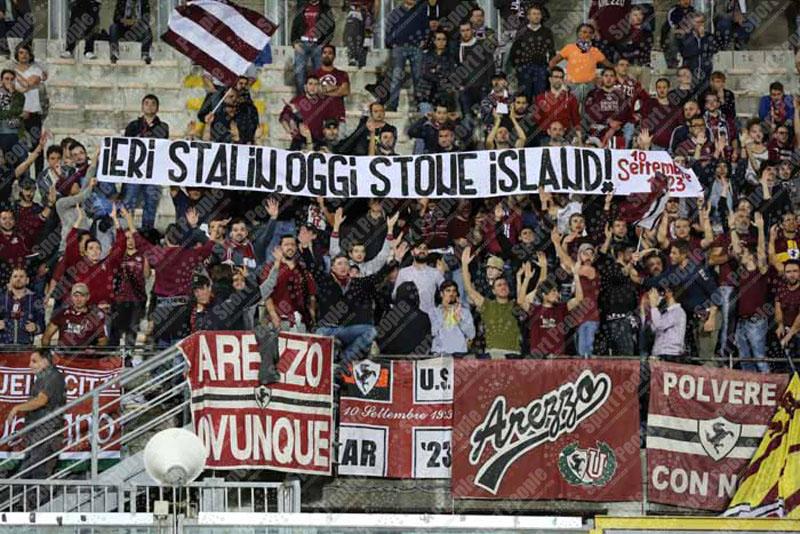 От Муссолини до Сталина: о футбольных фанатах, фашистах и коммунистах - фото