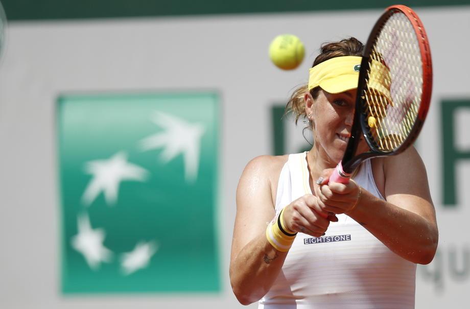 Павлюченкова – об итогах  игры на «Ролан Гаррос»: Мой прогресс? Тренировки и старание - фото