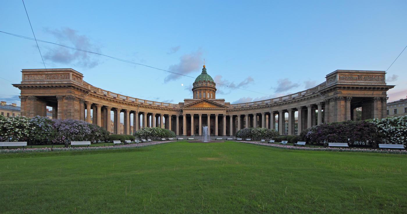 Ищем спорт в центре Петербурга - фото