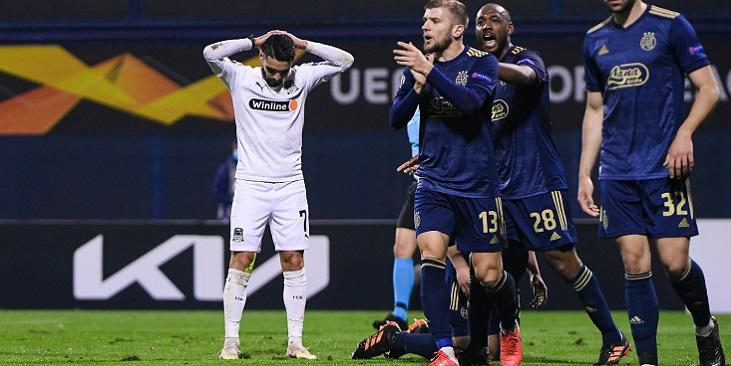 Россия рискует потерять седьмое место в таблице коэффициентов УЕФА - фото