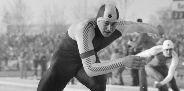 Ушел из жизни чемпион мира по конькобежному спорту Игорь Железовский - фото
