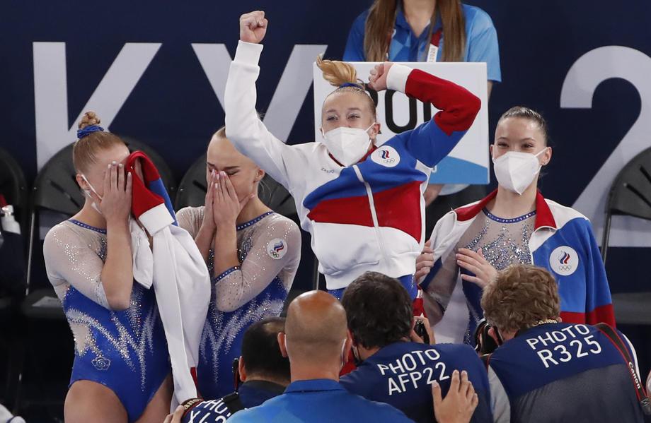 Россия сохранила четвертое место в медальном зачете Олимпиады-2020 - фото