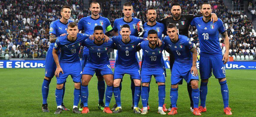 Сборная Италии повторила мировой рекорд - фото