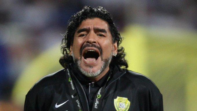 Марадона вернулся к тренерской деятельности - фото