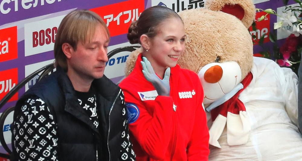 Плющенко анонсировал новые проекты после ухода Трусовой - фото