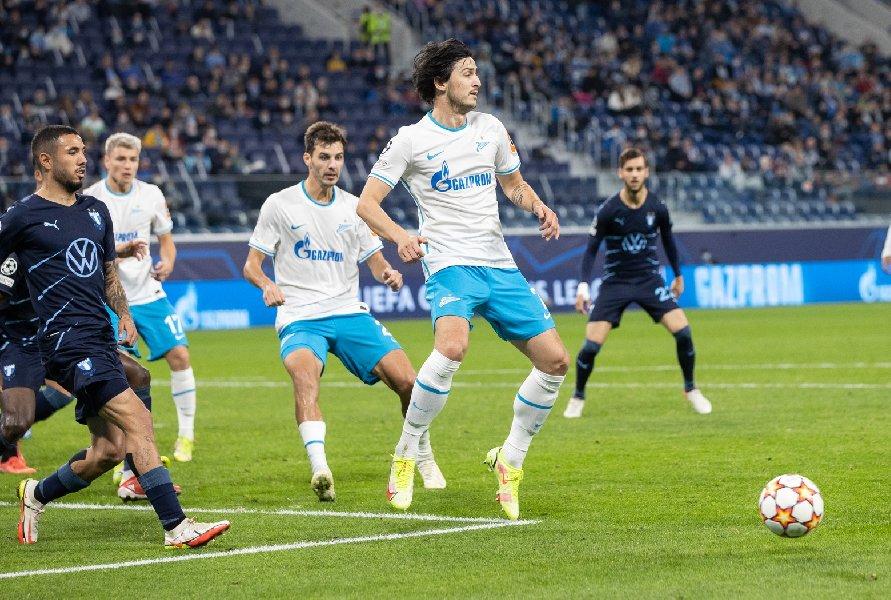 Геннадий Орлов недоволен игрой футболистов «Зенита» в матче с «Мальмё» - фото