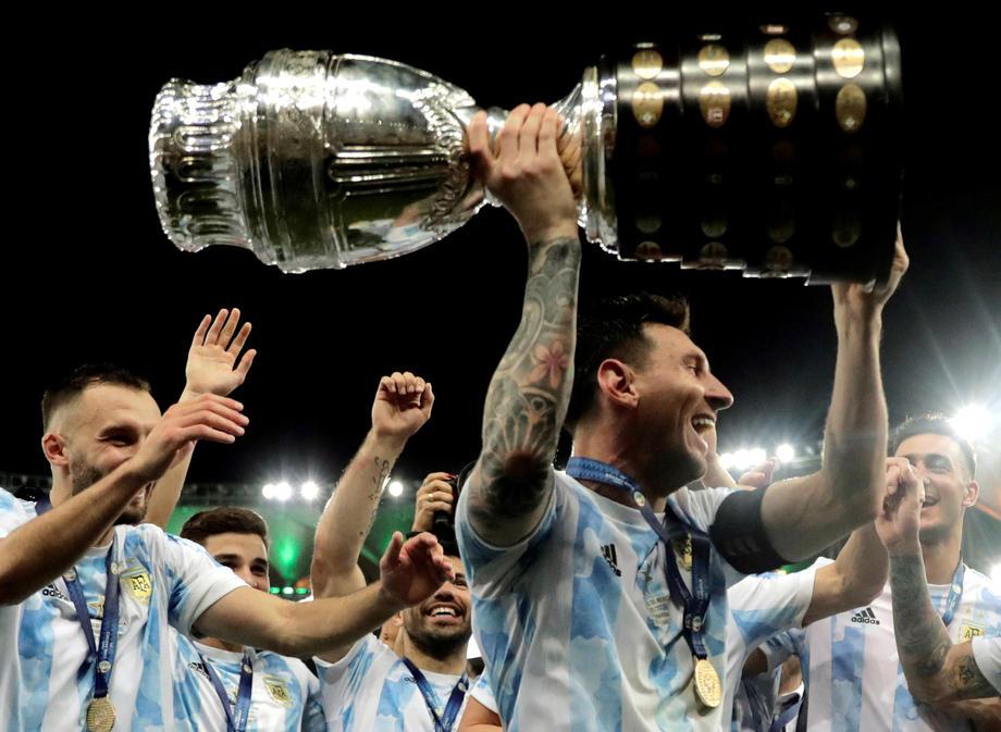 Аргентина и Италия могут сыграть в Кубке континентальных чемпионов  - фото