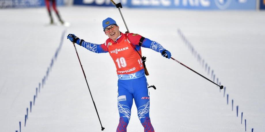 Латыпов стал первым в спринте на чемпионате России по летнему биатлону - фото
