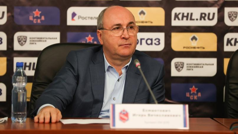 Президент ЦСКА - о потолке зарплат: Вы видели игру на чемпионате мира?  - фото