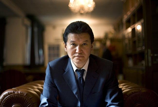 Илюмжинов снялся с выборов РШФ - фото