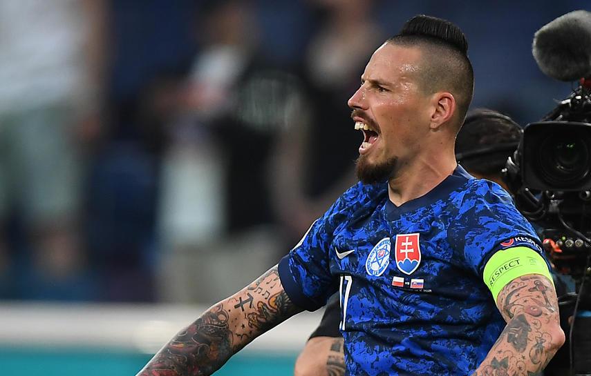 Капитан сборной Словакии оценил стадион в Санкт-Петербурге - фото