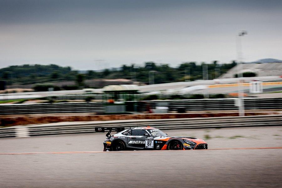 Подиум Богуславского, победа Терещенко: в Валенсии завершился GT World Challenge Europe Sprint Cup - фото