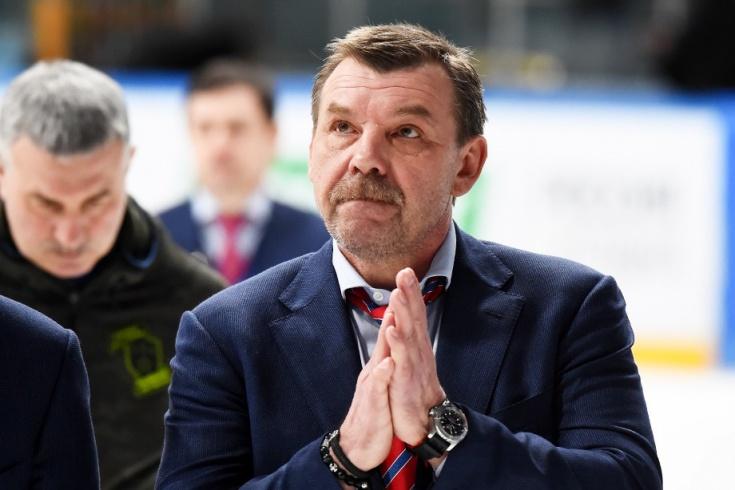 Источник: Олег Знарок отправится в НХЛ? - фото