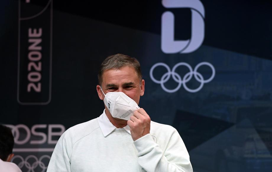 Кандидат на пост тренера сборной России Кунц не вышел в плей-офф Олимпиады-2020 - фото