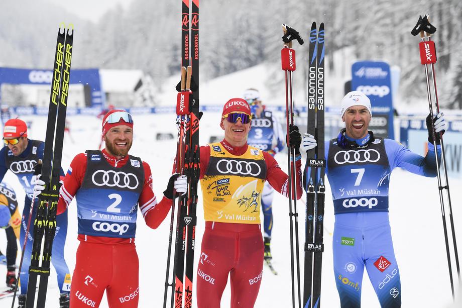 Можно ли равнять Большунова с Легковым? Все победы России на «Тур де Ски» - фото