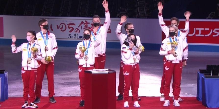 Тарасова: Перед олимпийским сезоном у нас есть команда - фото