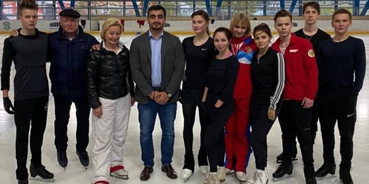 Татьяна Мишина: Туктамышева абсолютно точно нацелена прыгать четверной тулуп - фото