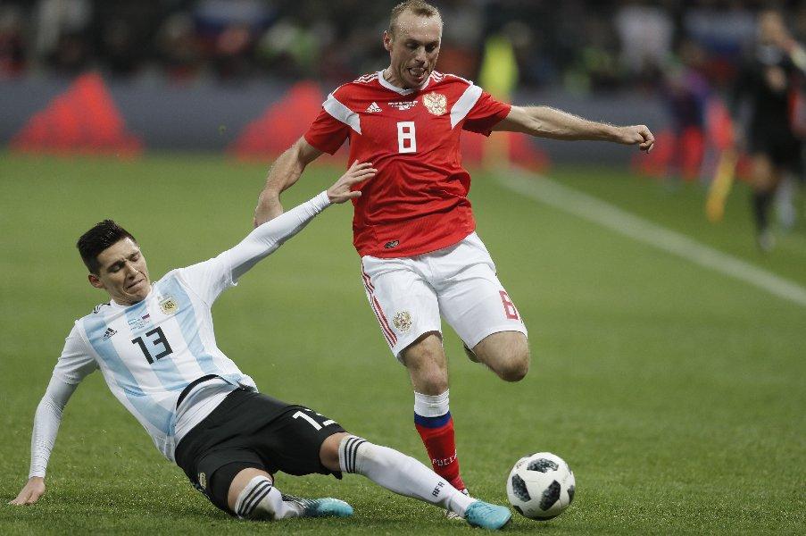 Агаларов и Глушаков вошли в состав сборной России на отборочные матчи ЧМ-2022 - фото