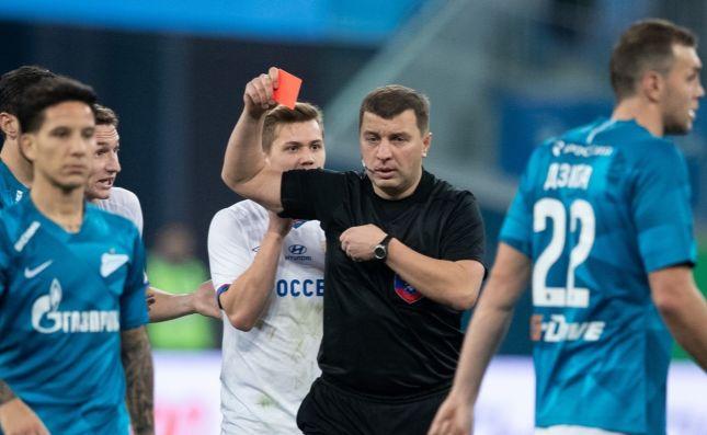 Михаил Вилков: Об отстранении узнал из интернета, хочу пообщаться с руководителем по-мужски - фото