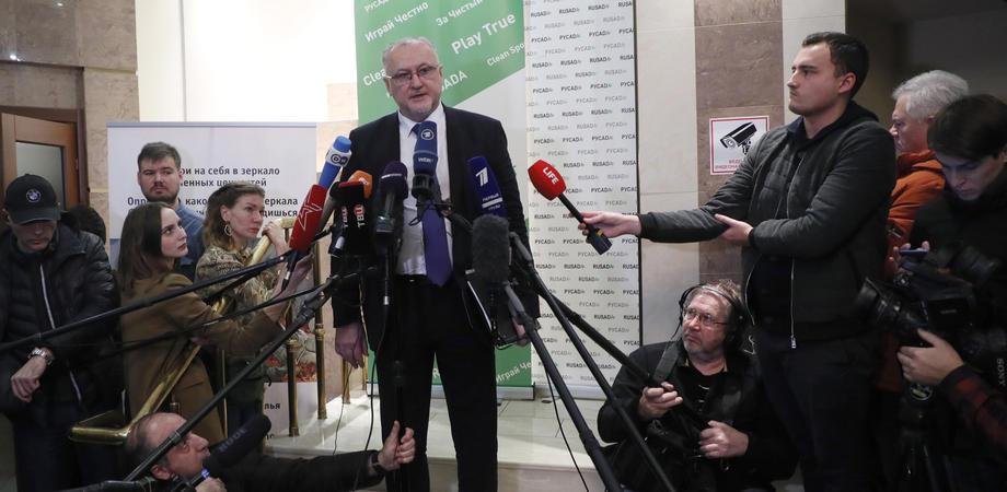 РУСАДА ищет нового гендиректора, Юрия Гануса уволили летом - фото