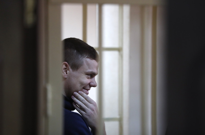 Брат Кокорина задержан в Москве - фото