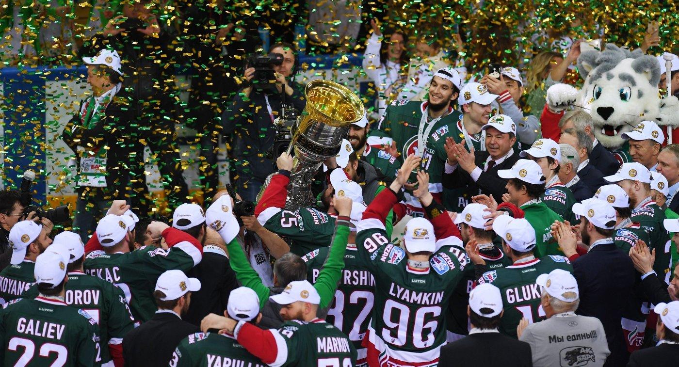 Календарь регулярного сезона КХЛ-2018/19 - фото