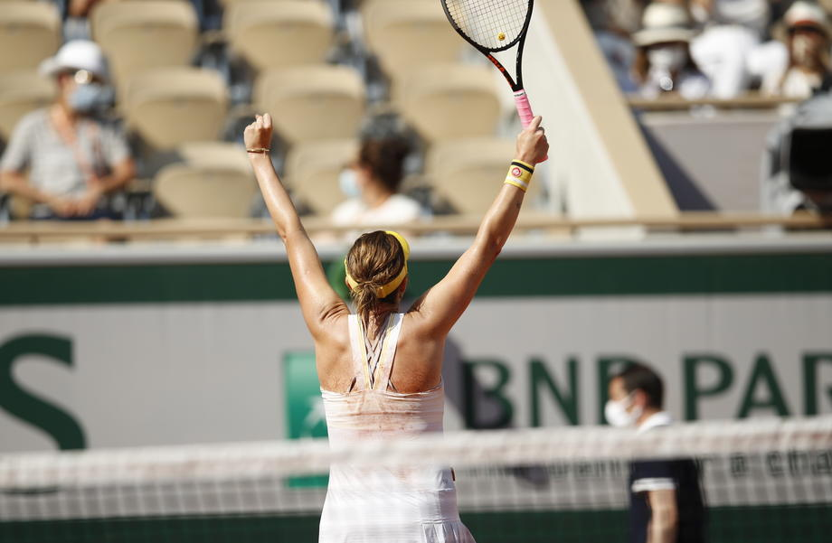 Павлюченкова разбила победительницу Серены Уильямс. Женский теннис стал полным безумием - фото