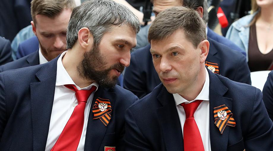 Алексей Кудашов: Кузнецов был вне зоны нашего контроля на чемпионате мира, как и все игроки из НХЛ - фото
