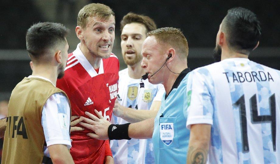 Сборная России не смогла выйти в финал чемпионата мира по мини-футболу - фото